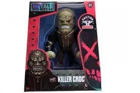 Killer Croc - Suicide Squad - Die Cast Metals - Jada