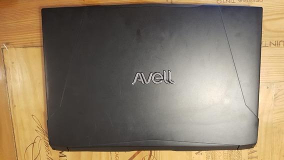 Notebook Avell I7 16gb Geforce Gtx 1050ti 4gb - W1511 Mxti