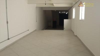 Excelente Salão Comercial, Bom Para Lanchonete, Choperia, Etc... - Sl0180