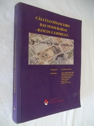 Livro - Calculo Financeiro Das Tesourarias