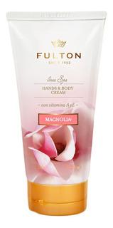 Fulton Crema P/ Manos X 150g Magnolia,gardenia,vainilla,love