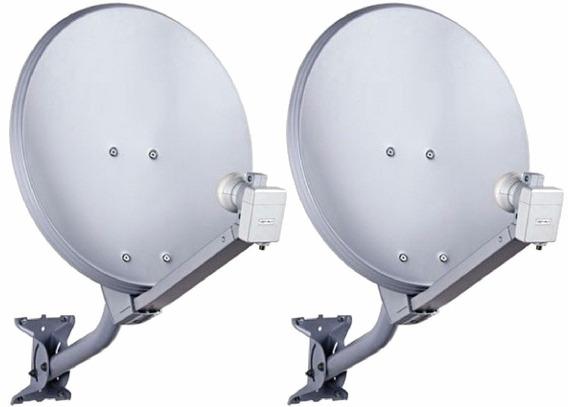 Antena Kit Com Duas