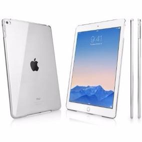 100% Transparente iPad Air 2 - Capa Case Silicone Tpu