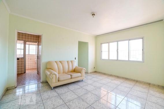 Apartamento No 7º Andar Com 2 Dormitórios E 2 Garagens - Id: 892944164 - 244164