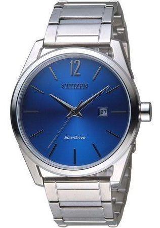 Relógio Masculino Citizen Eco Drive Prata Tz20680f