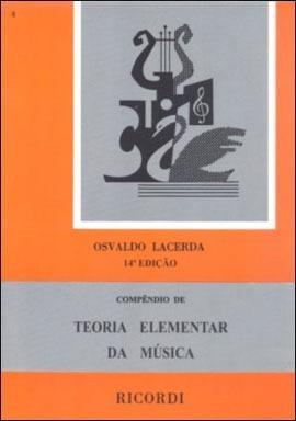 Compêndio De Teoria Elementar Da Música Osvaldo Lacerda