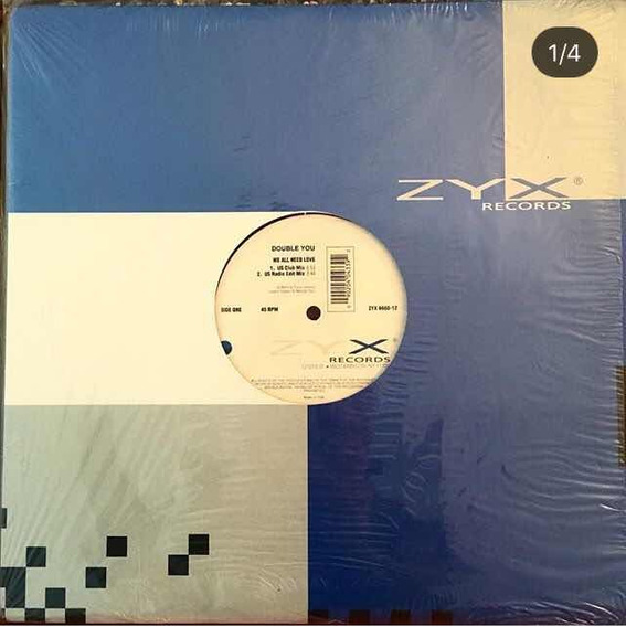 Lp Double You Single 12 Inch