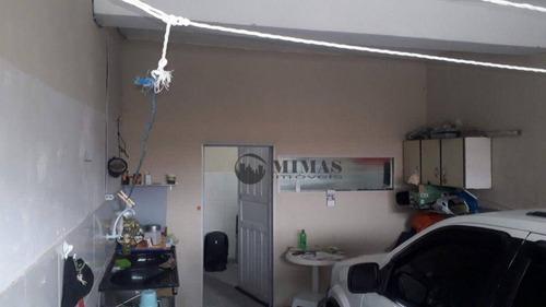 Imagem 1 de 4 de Casa Com 2 Dormitórios À Venda, 60 M² Por R$ 270.000,00 - Cidade Satélite Santa Bárbara - São Paulo/sp - Ca0257