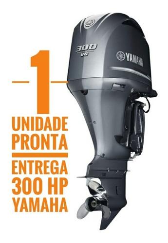Motor Yamaha 300 Hp - Pronta Entrega