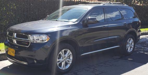 Dodge Durango Sxt 3.6 4x4 Aut