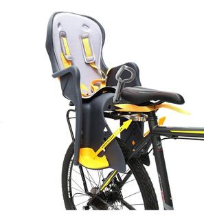 Asiento De Bebés Y Niños Para Bicicleta Con Cremallera, Cum