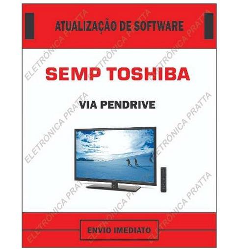 Atualização De Software Sti Semp Toshiba Dl2443(a)w Dl2443w