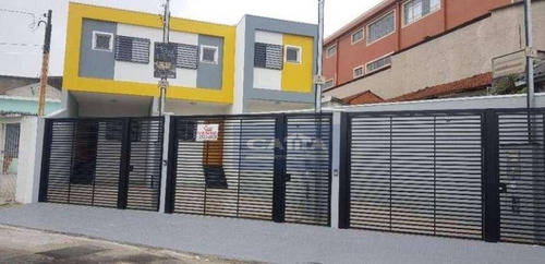 Imagem 1 de 9 de Sobrado À Venda, 102 M² Por R$ 550.000,00 - Vila Alpina - São Paulo/sp - So14583