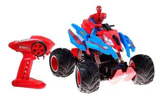 Auto R/c - Craw Car (spider Man)