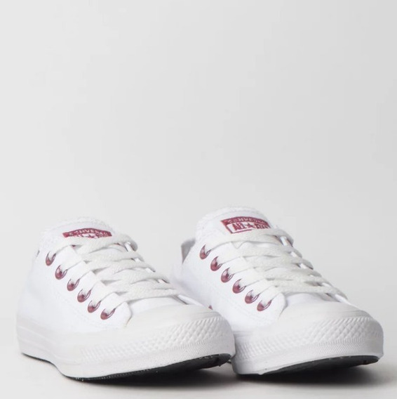 Tênis Converse Chuck Taylor All Star Ox Branco Ct11860002