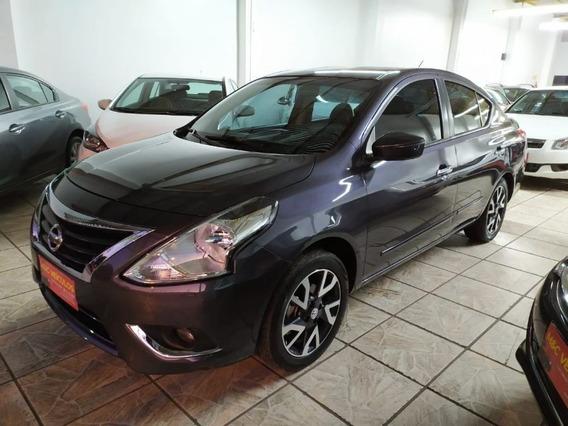 Nissan Versa Unique 1.6 2016 40.000km