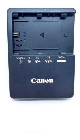 Carregador De Bateria Original Canon Lc-e6 Pra Bateria Lp-e6