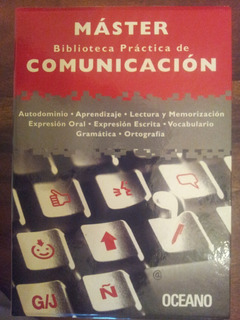 Master Biblioteca Practica De Comunicación