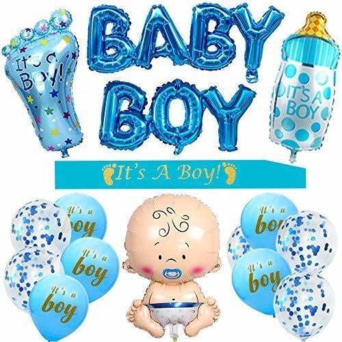Decoración Baby Shower Decoraciones Para Baby Shower Para Ni