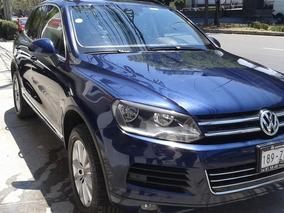 Volkswagen Touareg 3.6 At 2014