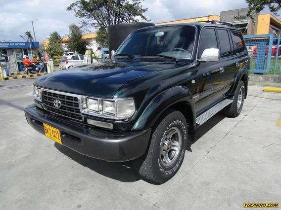 Toyota Burbuja Gx Japonesa