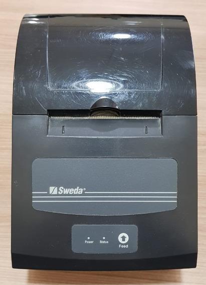 Impressora Térmica Não Fiscal Sweda Si-150 Serial E Usb
