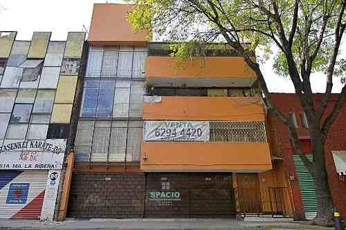 Venta Departamento En Santa María La Ribera Con Balcon