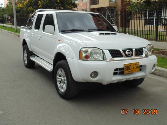 Nissan Frontier Np 25, Nissan Frontier 4x4 Turbo Interculer