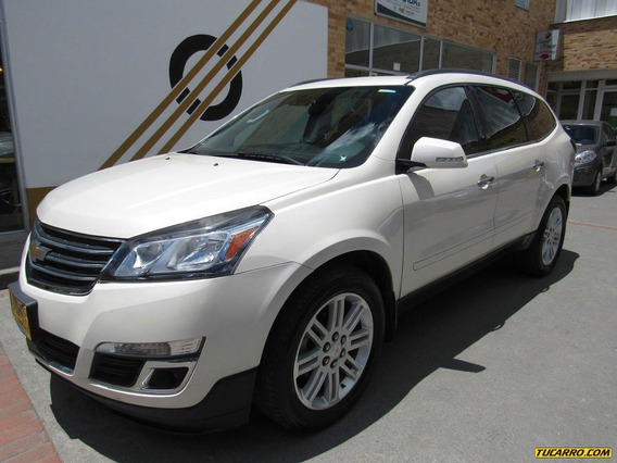 Chevrolet Traverse 2lt Awd 3.6 At