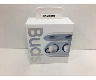 Auriculares Samsung Buds Blancos En Exelente Estado Usado