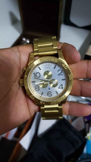 Relógio Nixon The 51-30 Chrono Liquidação