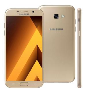 Smartphone Samsung Galaxy A7 2017 A720f 32gb Excelente Doura