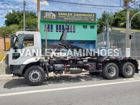 Ford Cargo 3131 6x4 Traçado Rollon Roloff Rolon Roll On
