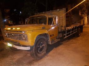 Camion Plataforma Ford 700 Petrolero