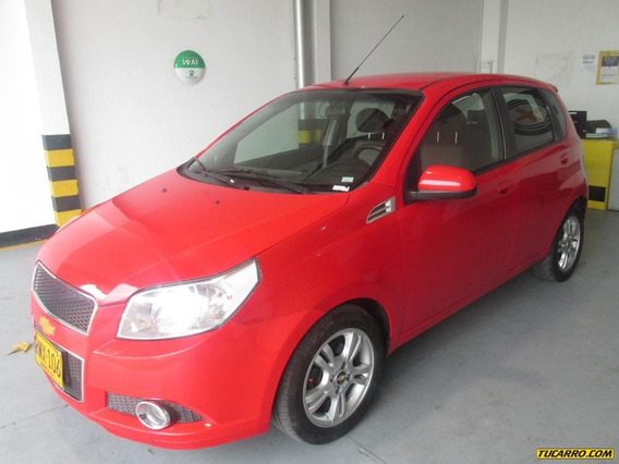 Chevrolet Aveo Emotion Emotion 1.6 Full Equipo