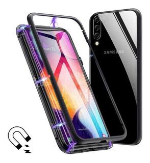 Case Magnética Samsung Galaxy M10 M20 M30 Em Cores
