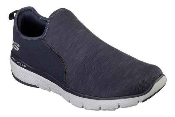 Zapatillas Skechers Flex Advantage 3.0 Hombre Importada