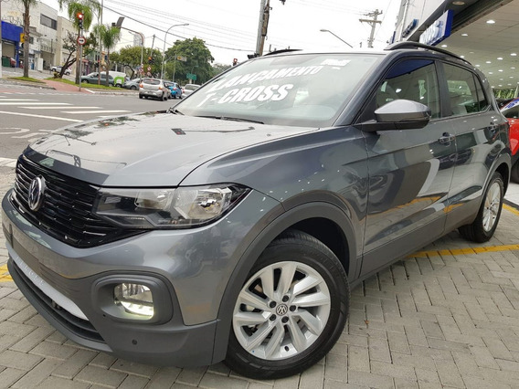 Volkswagen T-cross 1.0 Tsi Flex 12v 5p Aut. 2019/2020