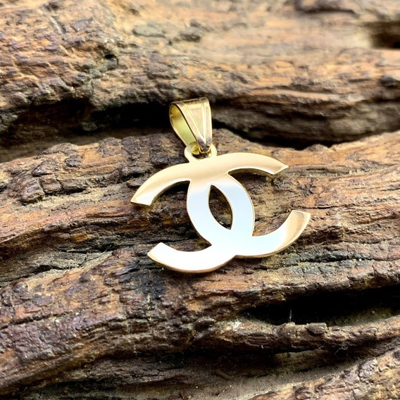 Pingente Chanel 2g - Ouro 18k - 750