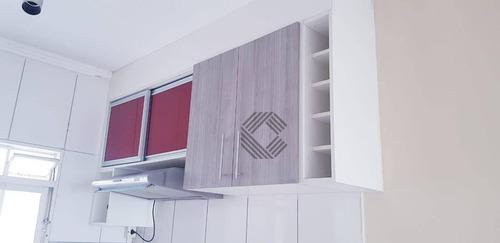 Apartamento Com 1 Dormitório À Venda, 36 M² Por R$ 130.000,00 - Vila Helena - Sorocaba/sp - Ap9019