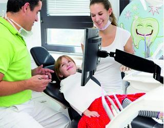 Rack-soporte De Monitor Lcd/led Ergonomico, Dental, Medico.