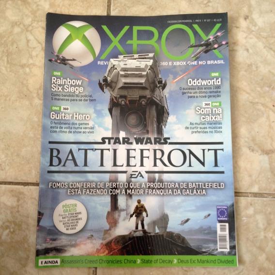 Revista Xbox 360 N107 Star Wars Battlefront / Guitar Hero