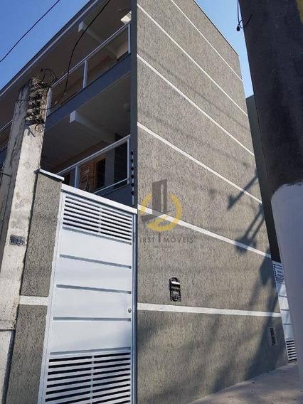 Apartamento Com 1 Dormitório À Venda, 30 M² Por R$ 180.000,00 - Vila Prudente - São Paulo/sp - Ap0999