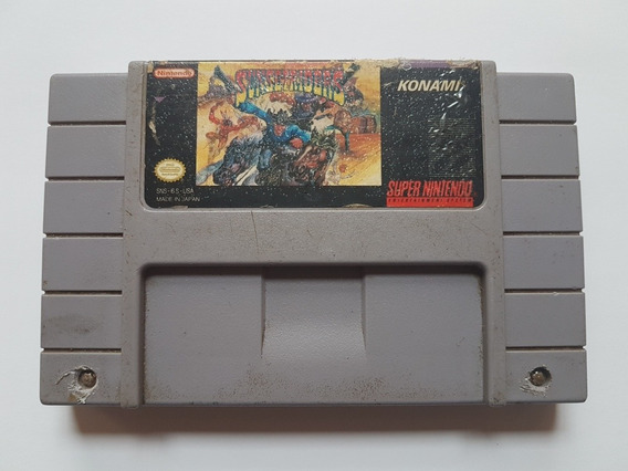 Sunsetriders Original Para Super Nintendo
