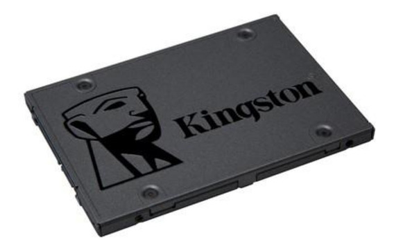 Ssd Kingston 240gb 2.5 - Ss400s37/240gb