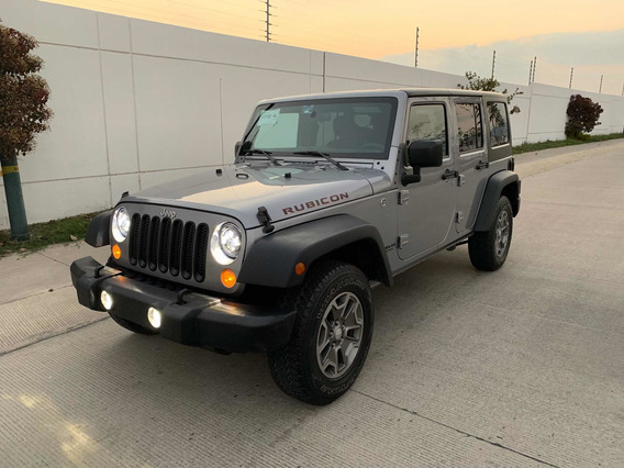 Jeep Wrangler 3.7 Unlimited Sport 3.6 4x4 At 2016