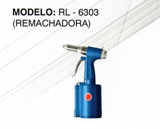 Remachadora Neumatica Rong Long Rl-6303