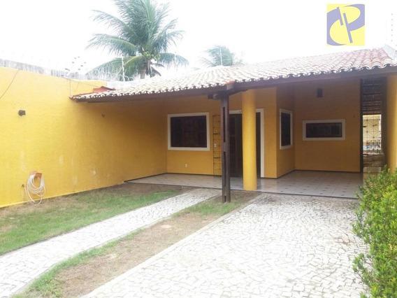 Casa Residencial Para Locação, Cidade Dos Funcionários, Fortaleza. - Ca2709