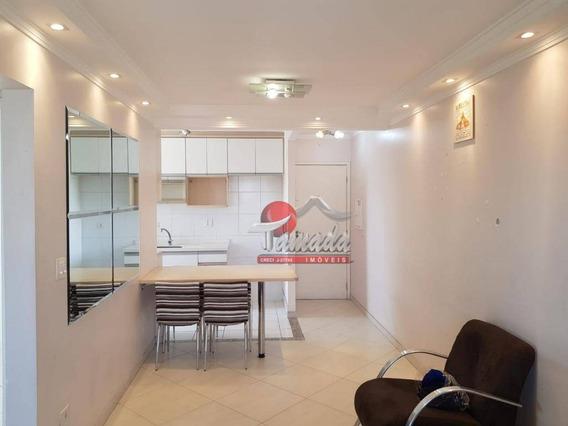 Apartamento Com 2 Dormitórios À Venda E Locação, 55 M² Por R$ 371.000 - Vila Aricanduva - São Paulo/sp - Ap1749