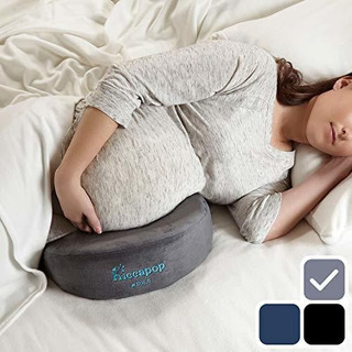 Hiccapop Pregnancy Pillow Wedge For Maternity | Memory Foam